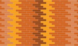 Bricks. 3d render of bricks texture Royalty Free Stock Photos