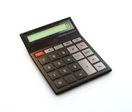 3D render of calculator Royalty Free Stock Photography