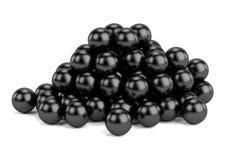 3d render of caviar Stock Images