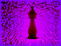 3d render of chess Stock Photo