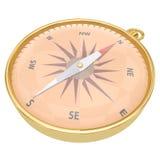 3d Render of a Compass Stock Photos