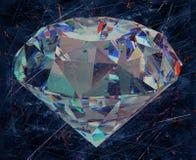 3d render diamond Stock Photography