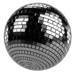 3d render of discoball Stock Images