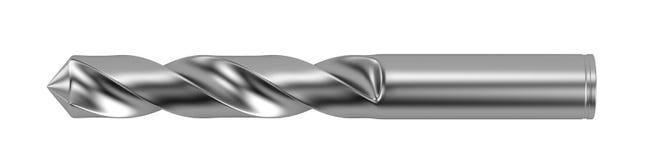 3d render of drill vector illustration