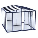3d render of greenhouse Royalty Free Stock Photos