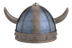 3d render of helmet Royalty Free Stock Images