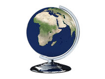3d Render Illustration Of  Classroom Globe Royalty Free Stock Photography