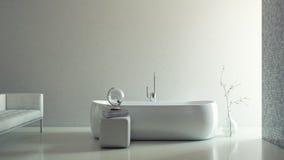 3D Render Interior Stock Images
