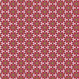 3D render luxury puff pixels seamless background. 3D render of luxury seamless background with embossed abstract puff pixels pattern Stock Photography