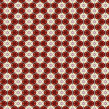 3D render luxury puff pixels seamless background. 3D render of luxury seamless background with embossed abstract puff pixels pattern Stock Photo
