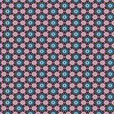 3D render luxury puff pixels seamless background. 3D render of luxury seamless background with embossed abstract puff pixels pattern Royalty Free Stock Images