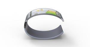 Mobile Bracelet Stock Image