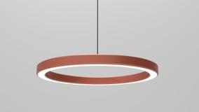 LED Ring Lighlt Stock Images