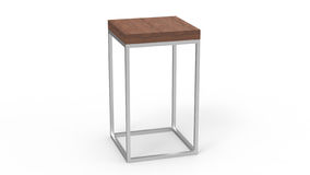 Side Table Royalty Free Stock Photo
