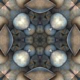 3D render plastic background tile Stock Image