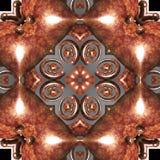 3D render plastic background tile Royalty Free Stock Image