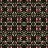3D render plastic seamless colorful background tile. 3D render of seamless plastic background tile with embossed abstract pattern with  water reflections Royalty Free Stock Photography