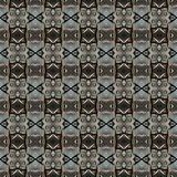 3D render plastic seamless colorful background tile. 3D render of seamless plastic background tile with embossed abstract pattern with  water reflections Stock Photography