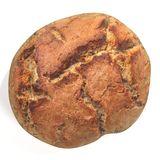 3D Render of Round Bread. Realistic 3D Render of Round Bread Royalty Free Stock Image