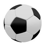 3d render soccer football Royalty Free Stock Image