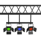 3d render of stage light Royalty Free Stock Photo
