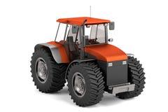 3d render of tractor Stock Photo