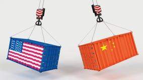 US Import Tarrifs. 3D Render of US Import Tarrifs Royalty Free Stock Photo