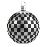 3d render of xmas ball Royalty Free Stock Images