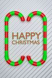 3d rendered Christmas greetings. 3d rendered colorful Christmas greetings design vector illustration