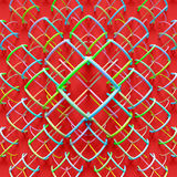 3d rendered elements are forming a design with repeating ornaments. Abstract background, 3d rendered elements are forming a design with repeating ornaments Stock Images