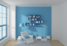 3d rendered interior Royalty Free Stock Images