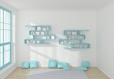 3d rendered interior Royalty Free Stock Photography