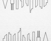3d rendering ściany z cegieł ilustracja wektor