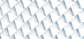 Abstract Pyramids Background. 3D Rendering Of Abstract Pyramids Background Stock Photos