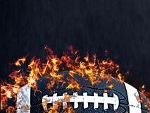 3D rendering, american football,
