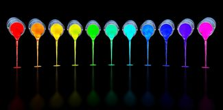 Color background Stock Images