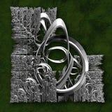 3D rendering combo creative graphics artwork royalty free stock photo