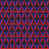 3D rendering of cone pattern Stock Photo