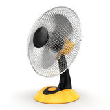 3D rendering fan Stock Photography