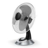 3D rendering fan Stock Image