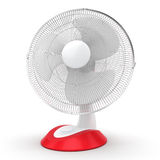 3D rendering fan Stock Photo