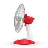 3D rendering fan Stock Photography