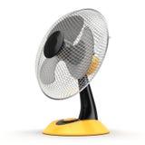 3D rendering fan Stock Photos