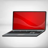 3d rendering laptop Zdjęcie Stock