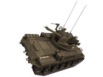 3d Rendering of a M42 Duster Stock Photography