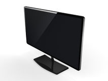 3D rendering modern TV Royalty Free Stock Photography