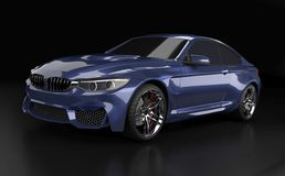 BMW M4 redesign Royalty Free Stock Photography