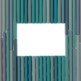 Pastel pencils frame Royalty Free Stock Photos