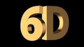 3d rendering piękni 3d sformułowania z czarnym tłem barwi Zdjęcie Stock