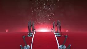 Red Carpet Loop stock illustration